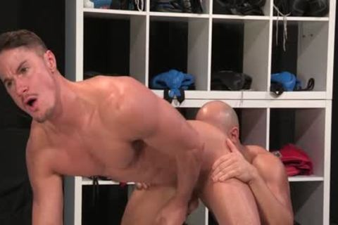 Muscle homosexual butthole And butthole cock juice flow