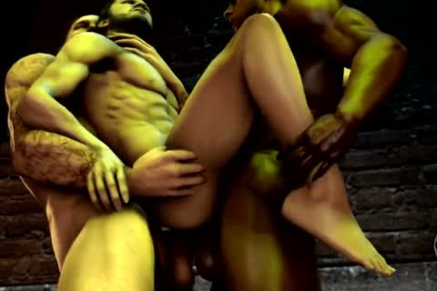 Free gay 3d cartoon porn
