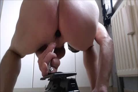 butthole Fuckmachine nailing My pooper With Great sex semen flow