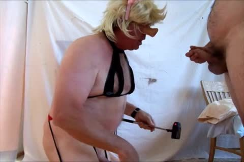 Sissy Piggy poked With reiterated wazoo To face hole