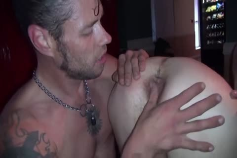 cum Doggs Of The sex spooge Seas - Scene 4 - Damon Doggs cum Factory