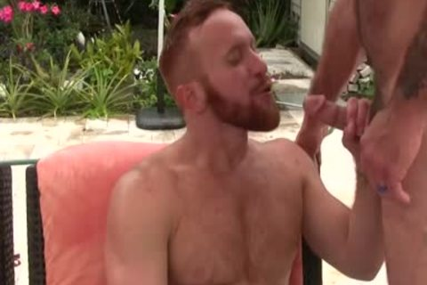 lascivious hairy daddy hammers Ginger Sun - love juice love juice love juice