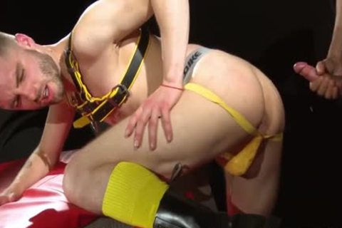 Muscle 10-Pounder oral joy-service And cumshot