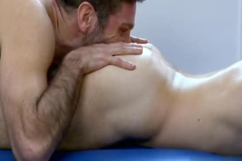 big rod nude Massage