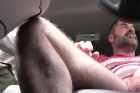 slutty daddy bangs His Step Son In A Car - FAMI