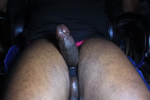 Taut pink cunt gets rammed by a darksome cock