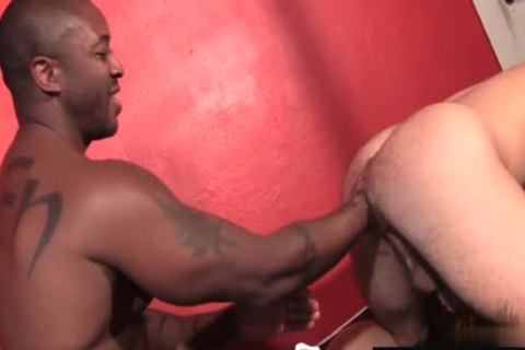Homo ass raw bang with ejaculation