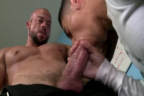 Armond rizzo banged bb by muscle chap