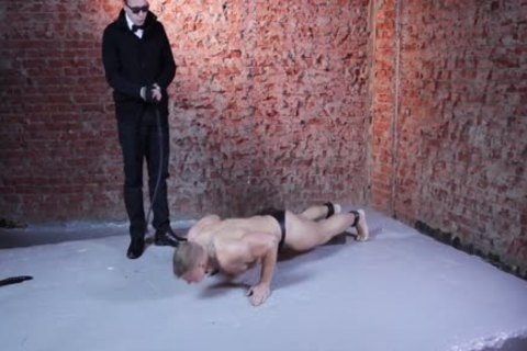 slave Vasily Workout And bound