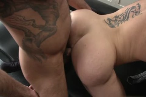 wild gay Flip Flop And Creampie
