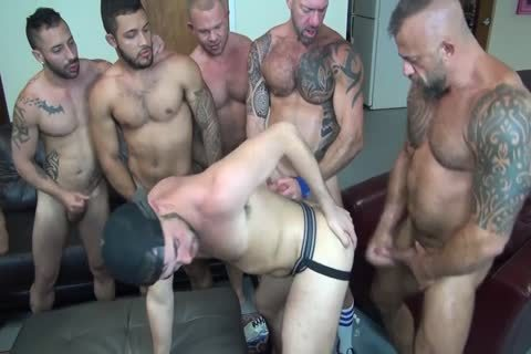Gangbang photos porno