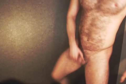 pretty Furry guy Shows Off On webcam