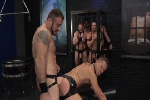 1-4 7 Leather bunch bunch-sex