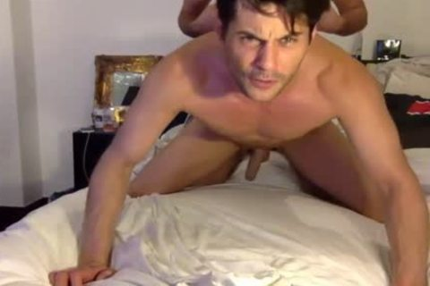 Real Male's wazoo raw permeated Live On Cruisingcams Com