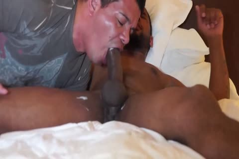 engulfing large darksome schlong 2 ass