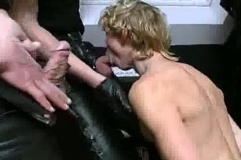 naughty Leather Sex