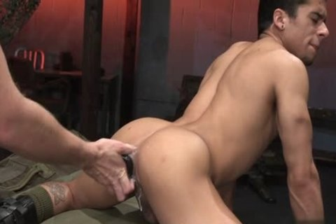 large cock homosexual sex dildo With cumshot