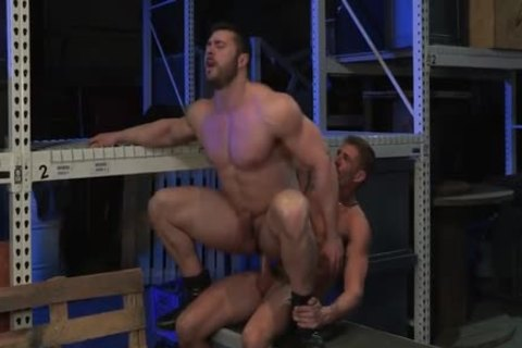 Muscles men coarse gay Sex