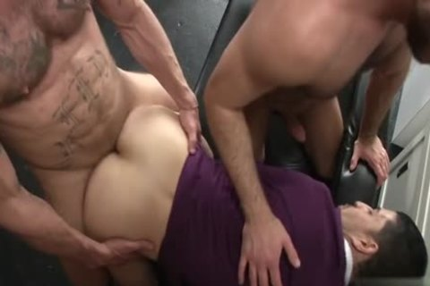 sexy gay Flip Flop And Creampie