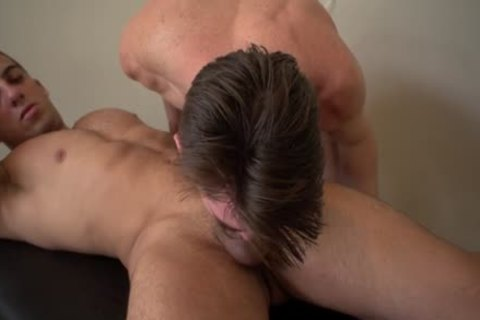 lusty homo oral And Massage