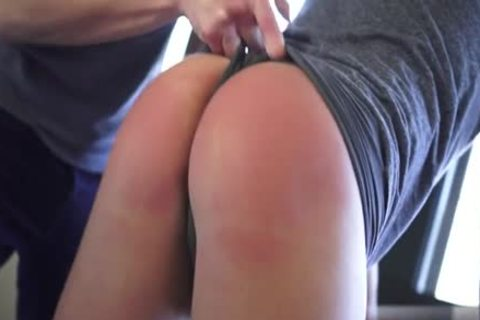 tasty twinks spanking With swallow