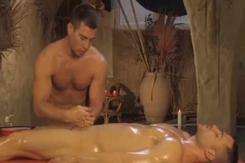 filthy Massage For His Joy