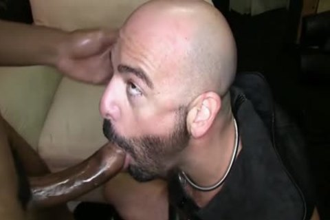 Muscle slave pooper sex With ejaculation