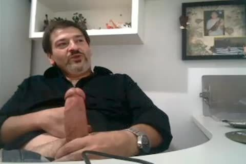 delicious Daddy Cumming