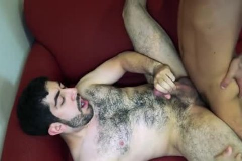 gigantic weenie homosexual oral sex-stimulation With ejaculation