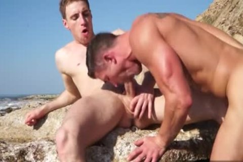 Muscle homosexual butthole job With ball batter flow