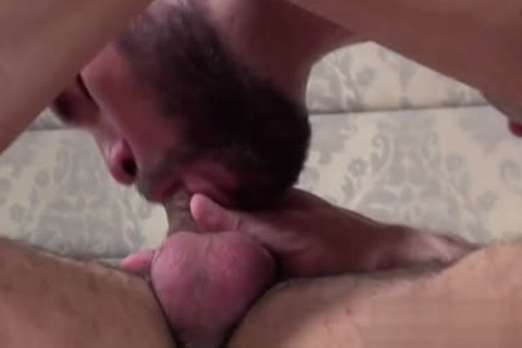 Muscle gay anal stab And semen flow