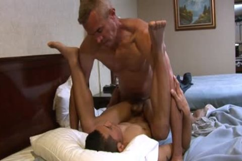Latin homo booty stab And sperm eating