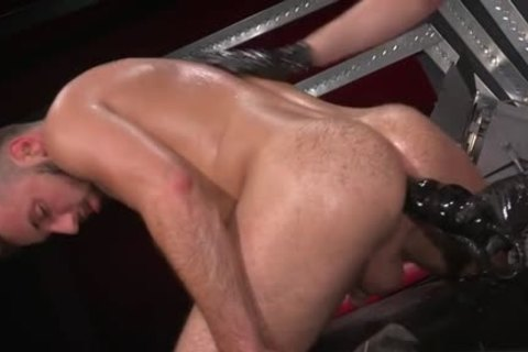 dirty gay Fetish And sperm flow