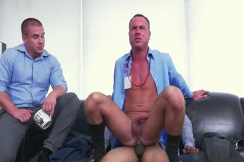 Latin homosexual vibrator And Facial