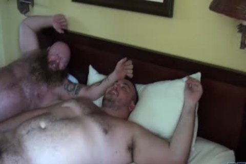 Bear Fuckin': Gunner Scott, Sid Morgan, And Rusty G