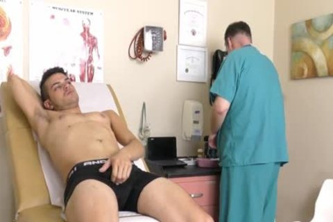 Jacob Taylor Physical Exam