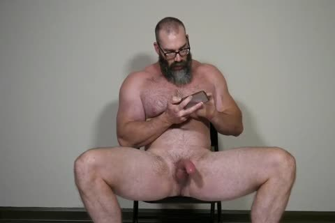 Muscle Daddy Rick Flex jerk off & love juice