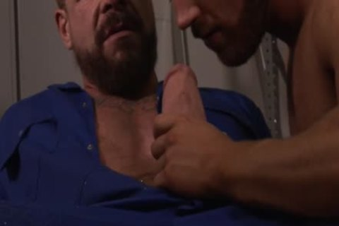 big shlong homo sex tool And cum flow