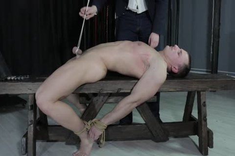 filthy man Ballbusting