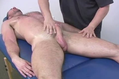 Todd Maxwell And Jake have a enjoyment A Sensual Massage