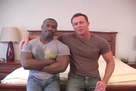 Marc Williams And Marco Paris Love To nail
