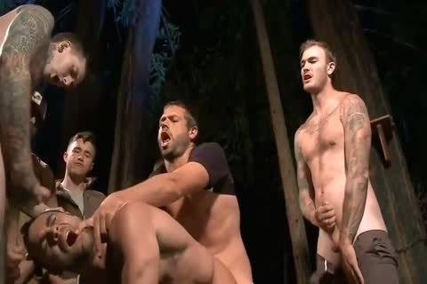 Hottest homosexual Scene With Sex, gangbang Scenes