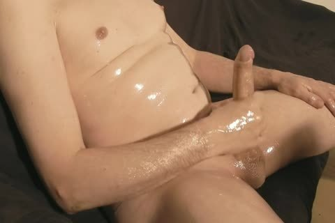 Robin Jerks His bald Oiled Uncut Monstercock 149