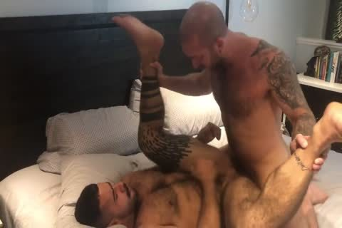 Nigel March And Teddy Torres