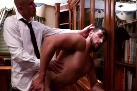 Muscle gay arse stab With cumshot