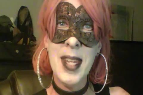 yummy Dancing Goth Cd cam Show Part 2 Of 2