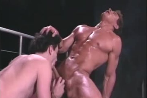 Chance Caldwell receives banged