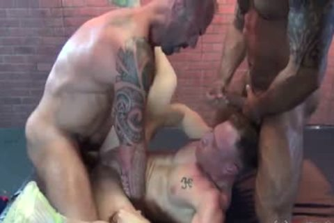 large Daddy weenies Saxon West, Jon Galt, Vic Rocco