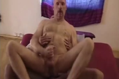 dad's Interracial bareback Sextape