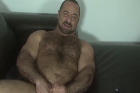 HubxDaddy powerful pumped up Bear Daddy